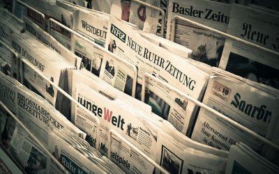 Pourquoi choisir la voie de presse pour la communication de vos événements?